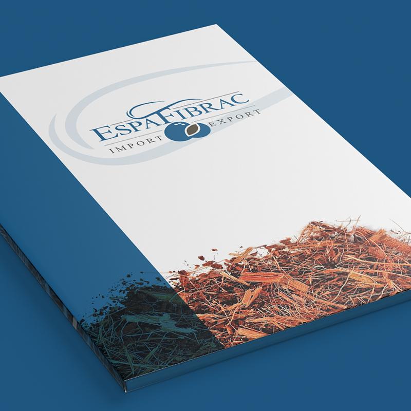 diseno de papeleria coporativa - Elementos de comunicación comercial para ferias