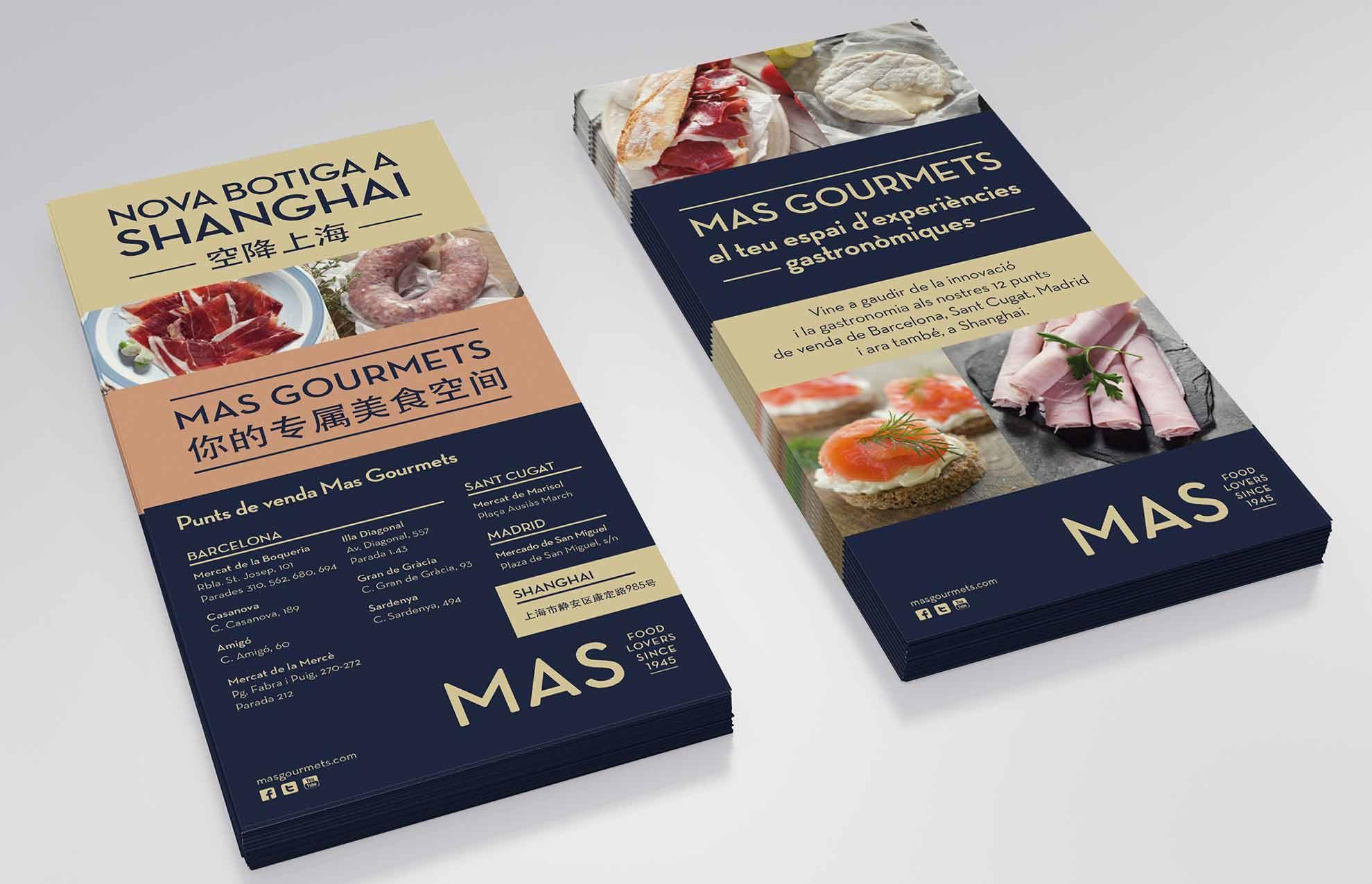 flyer promocional para china - Estrategia en branding y comunicación comercial para exportar a China