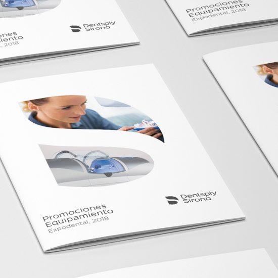 diseno de brochure dental 550x550 - Catálogo para sector dental