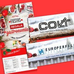 diseno felicitacion navidad barcelona 250x250 - El marketing navideño en tu estrategia anual