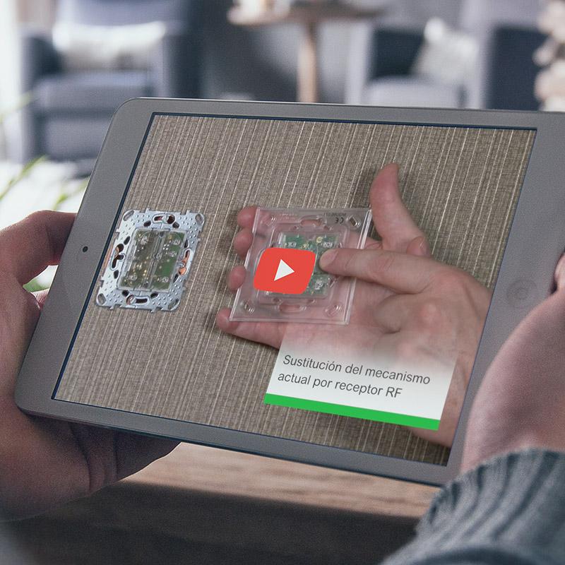 video de instalacion de producto - Vídeo demostración e instalación de producto