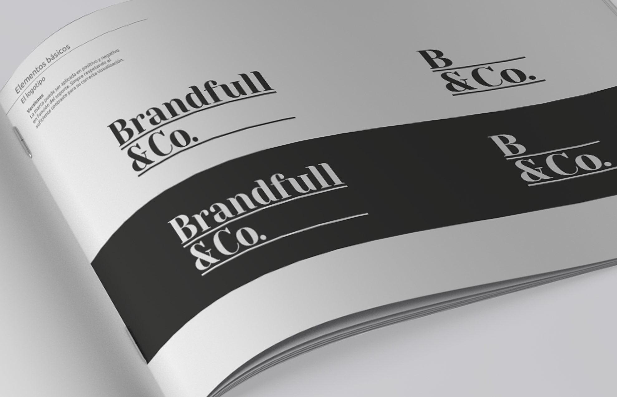 libro de identidad grafica corporativa barcelona - Manual de identidad corporativa: ¿por qué es tan importante?