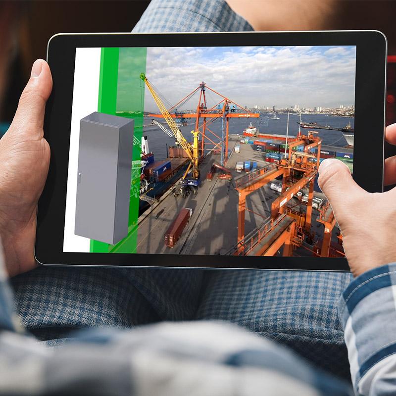 creacion de video de producto - Vídeo de producto industrial