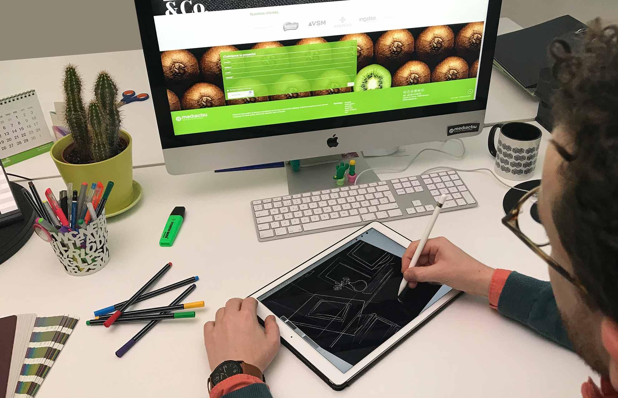 estudio de diseno grafico en barcelona - 5 tips que debes saber sobre el diseño gráfico