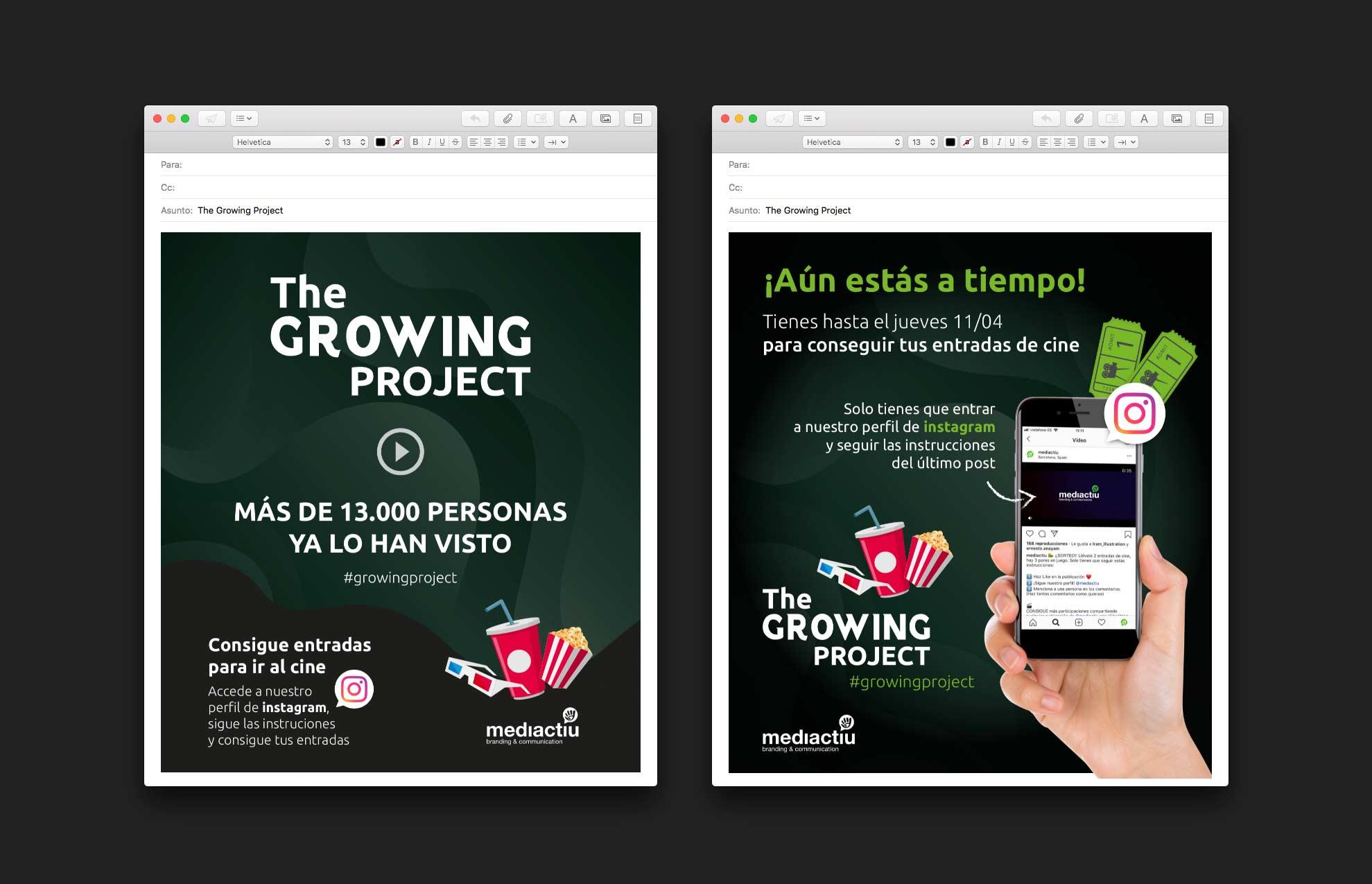diseno campana mailing - Cómo hacer una acción de marketing directo
