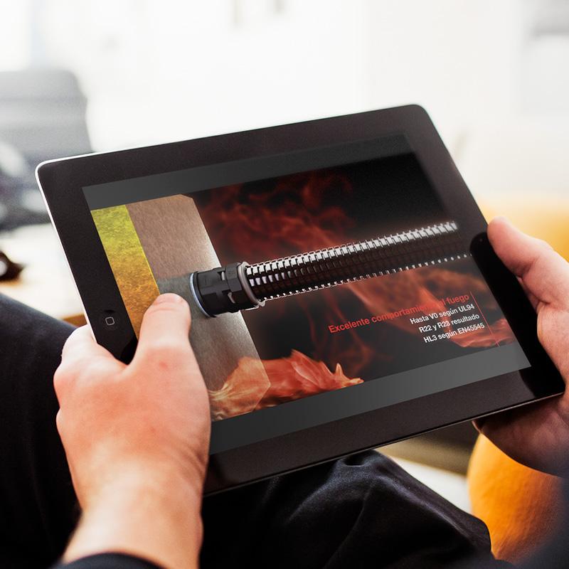 produccion de video industrial barcelona - Vídeo de presentación de producto industrial