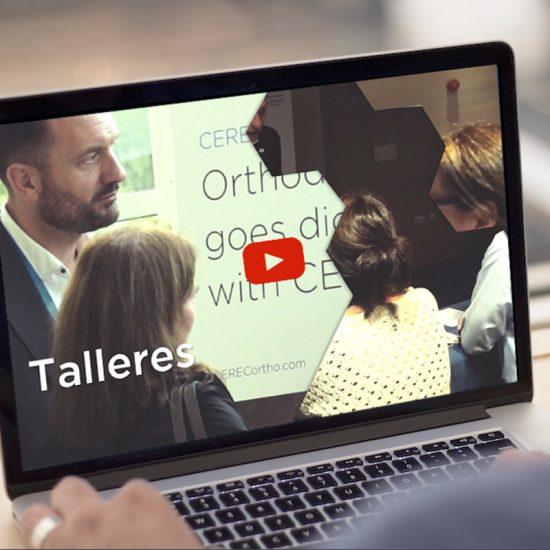 video de evento dental 550x550 - Vídeo promocional per a esdeveniment del sector dental