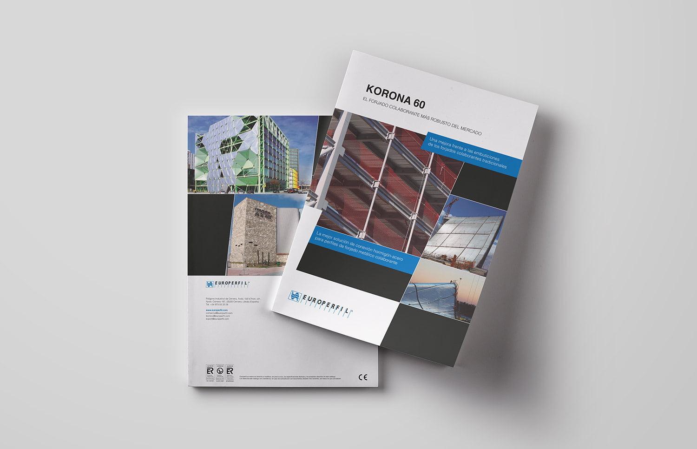 diseno grafico catalogo tecnico - La importancia del marketing directo en el sector industrial