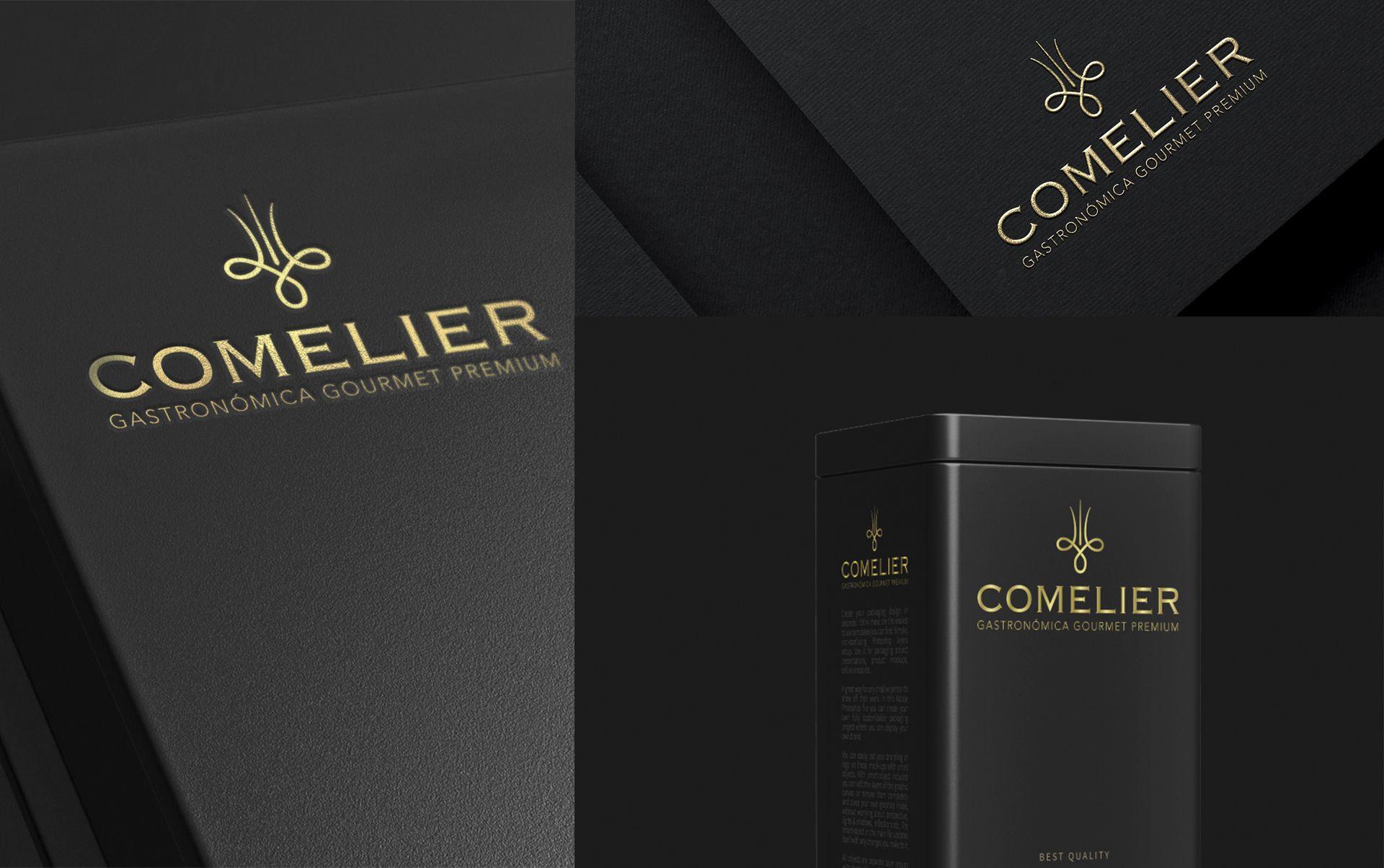 branding elegante diseno barcelona - Creación de naming y branding para marca de alimentación