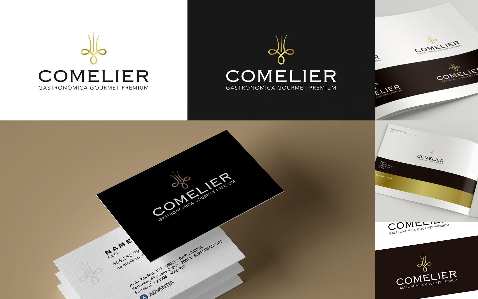 branding y desarrollo de marca - Creación de naming y branding para marca de alimentación