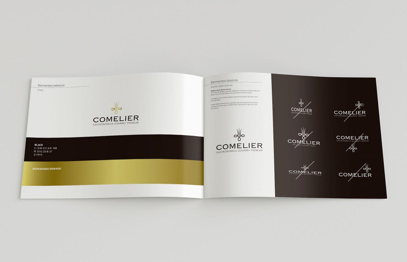 creacion manual estilo grafico 1371x883 - Creación de naming y branding para marca de alimentación