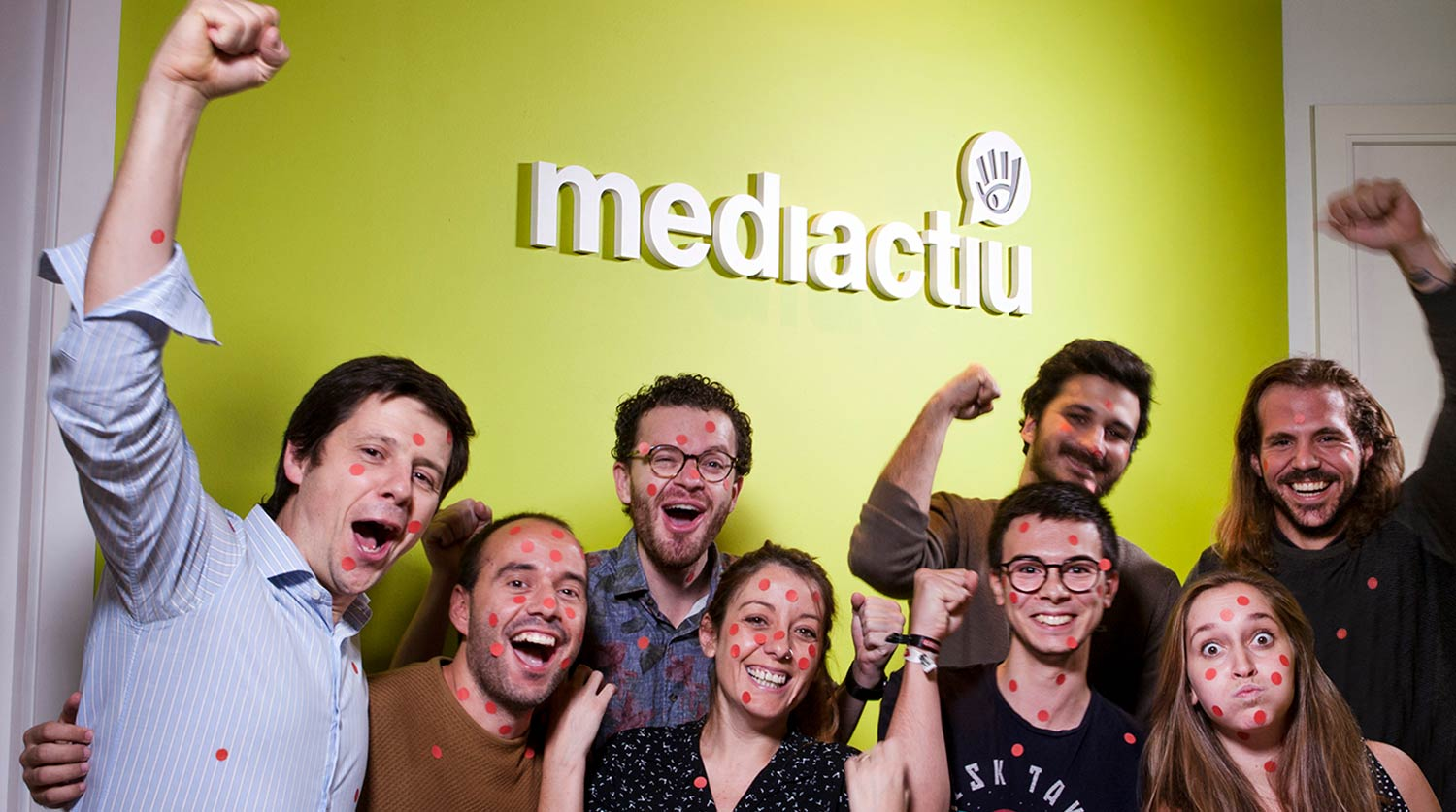 mediactiu red dot award barcelona - El Grand Prix de los Red Dot awards, el premio de los premios del diseño