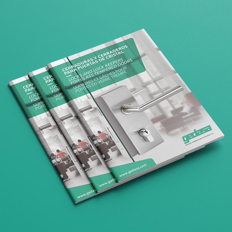 diseno de catalogo de productos - Diseño de catálogo de cerraduras