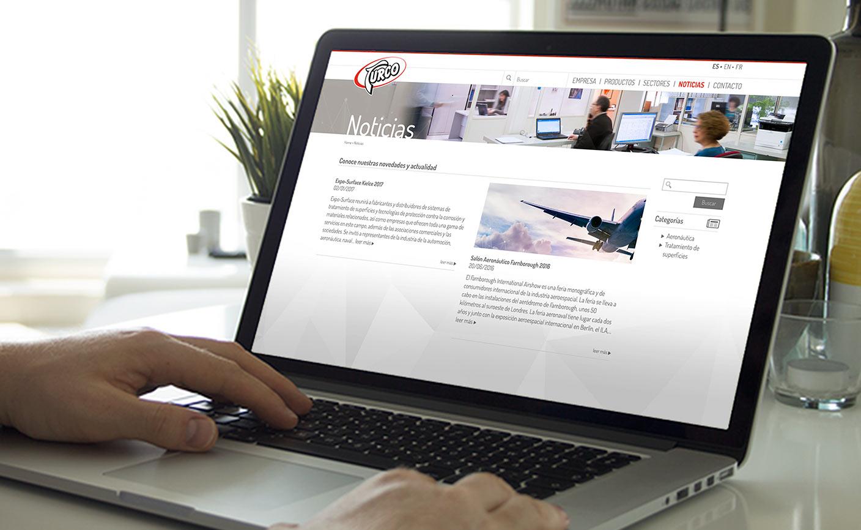 diseno de web estudio barcelona - Beneficios para la realización de un blog en la web