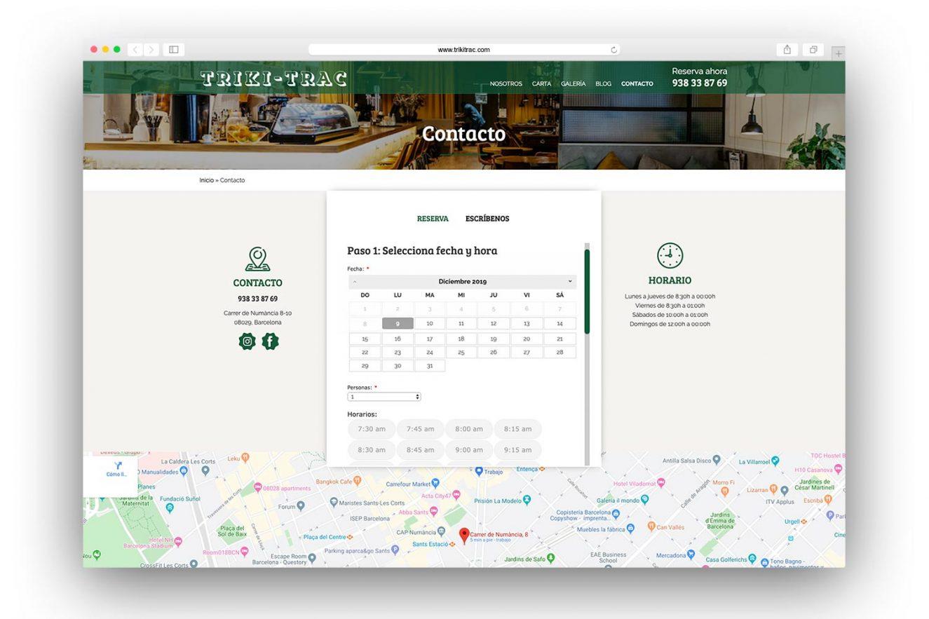 agncia diseno pagina web restaurante 1325x883 - Diseño web restaurante de Barcelona