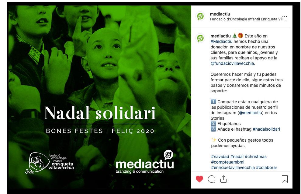 colaboracion social fundacion enriqueta vilavecchia - RSC, mucho más que un concepto, una obligación moral