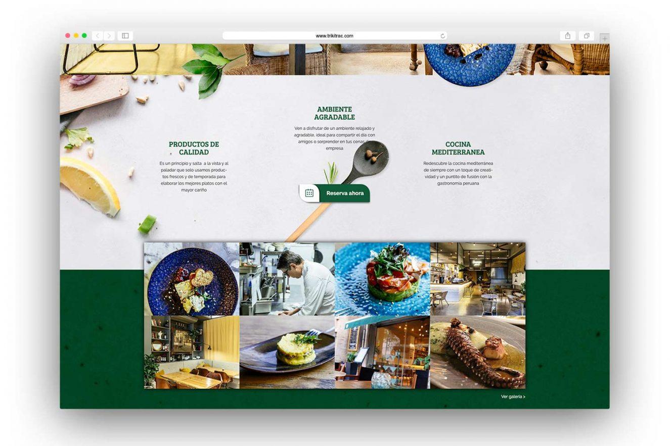 creacion pagina web restaurante 1325x883 - Diseño web restaurante de Barcelona