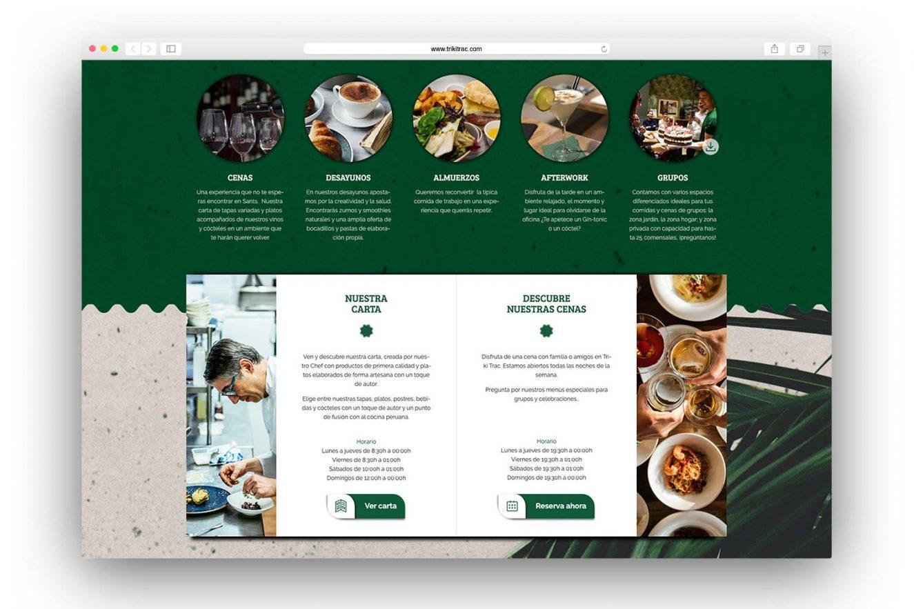 crear web para restaurante barcelona 1325x883 - Diseño web restaurante de Barcelona