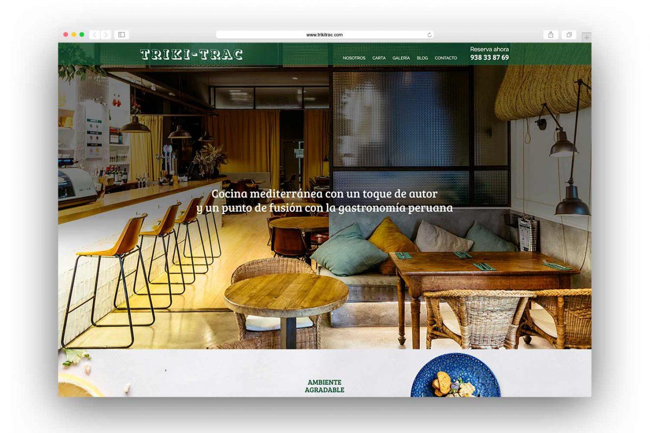 diseno web restaurante 1325x883 - Diseño web restaurante de Barcelona