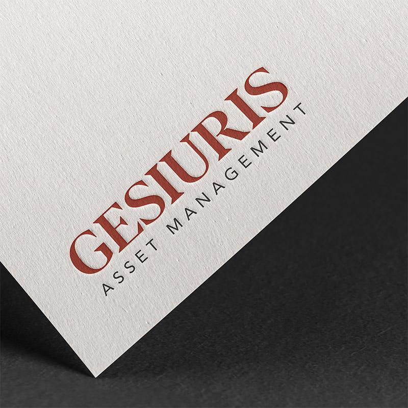 restyling de logotipo corporativo - Restyling de branding para fondo de inversiones