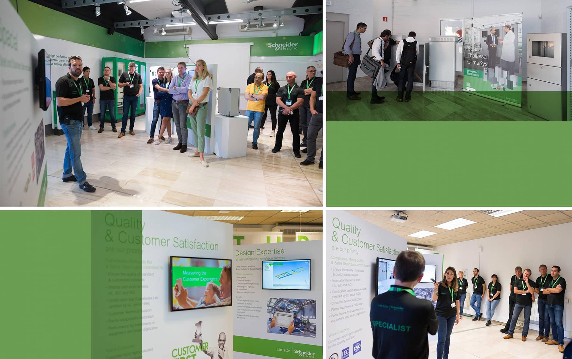 03 Evento para el sector electrico - Dirección, diseño y producción de evento