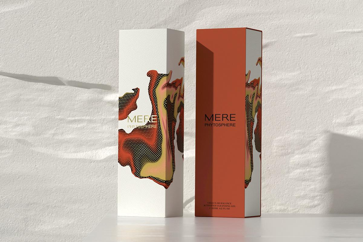 diseño grafico MERE dermo cosmetica - Tendencias en el diseño gráfico 2020