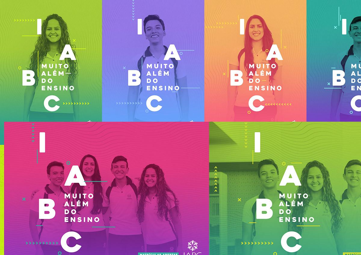 diseño grafico de carteleria colegio - Tendencias en el diseño gráfico 2020