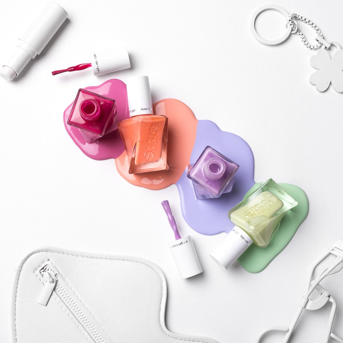 diseño grafico essie cosmetica - Tendencias en el diseño gráfico 2020