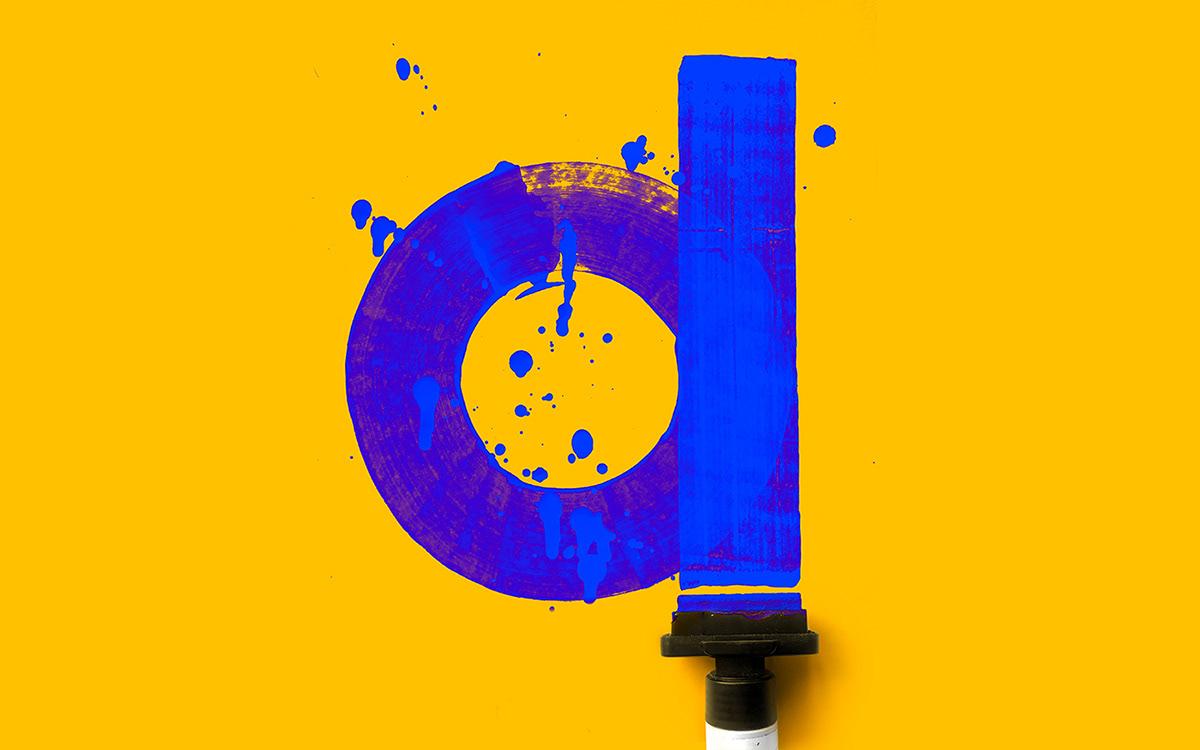 diseño tipografico barcelona - Tendencias en el diseño gráfico 2020