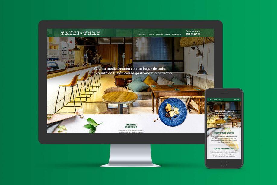 diseno pagina web restaurante 918x612 - Diseño web restaurante de Barcelona