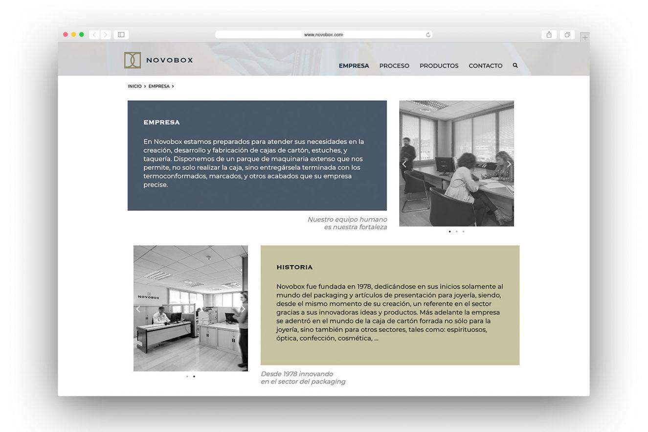 pagina-web-para-empresa-de-packaging