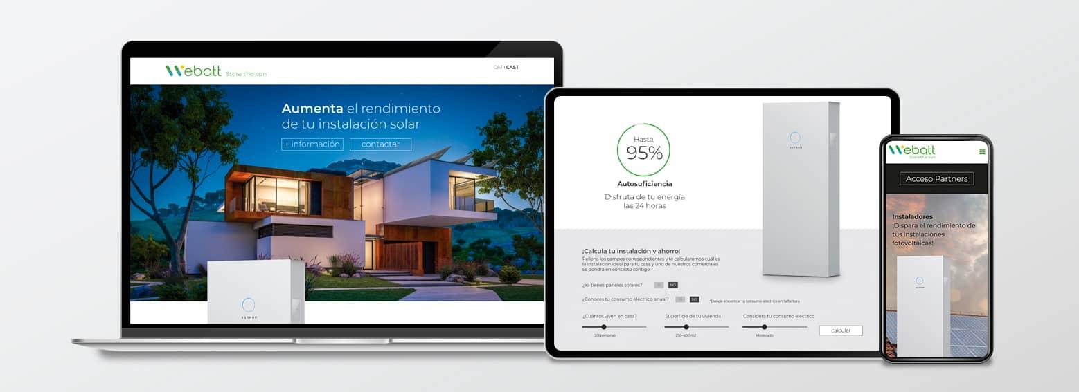 02 Mejora comunicacion web webatt - Análisis, consultoría, estilo comunicacional y diseño web
