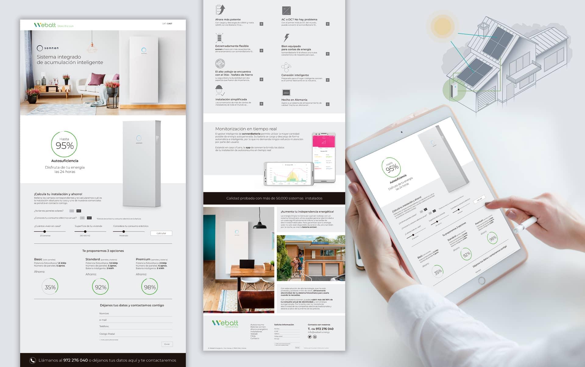 03 webatt Disseny web - Análisis, consultoría, estilo comunicacional y diseño web