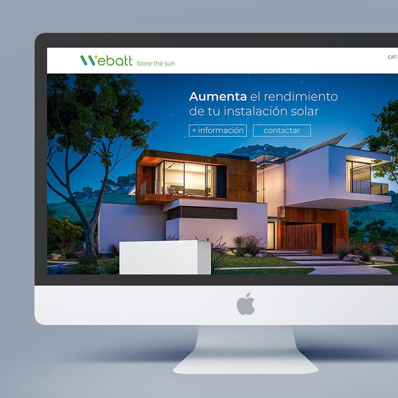 creacion de web corporativa - Análisis, consultoría, estilo comunicacional y diseño web