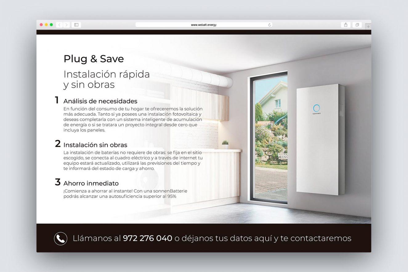 creacion web barcelona 1325x883 - Análisis, consultoría, estilo comunicacional y diseño web