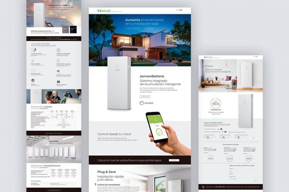 websites para empresa de energia 918x612 - Análisis, consultoría, estilo comunicacional y diseño web