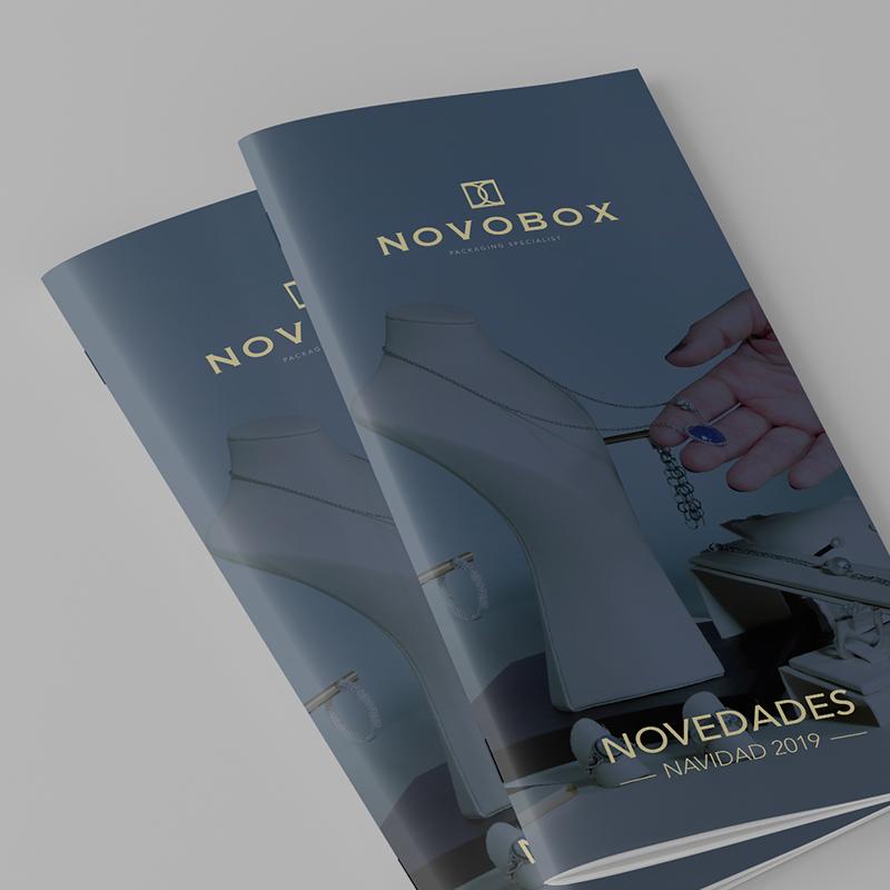 creacion de brochure de productos - Catálogo comercial de producto