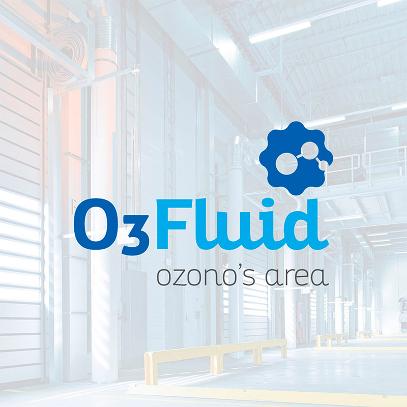 diseno de logotipo para empresa ozono - Diseño de branding