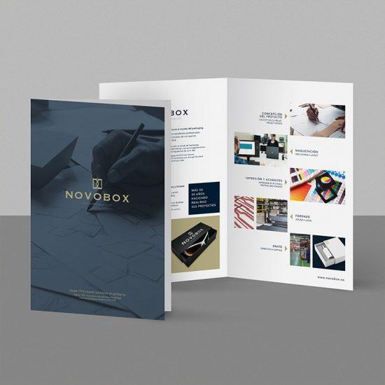 diseno de sales folder barcelona 550x550 - Diseño de sales folder corporativo
