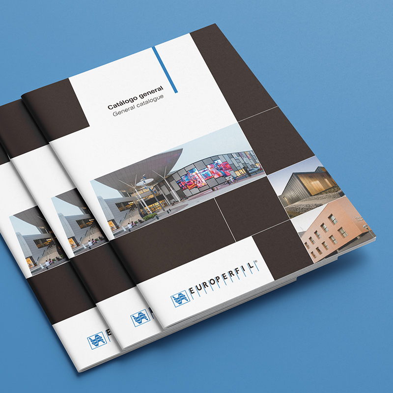 diseno de catalogo industrial - Catálogo técnico de productos