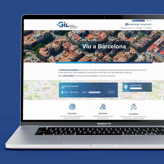 diseno de website inmobiliaria 1 550x550 - Diseño web para el sector inmobiliario