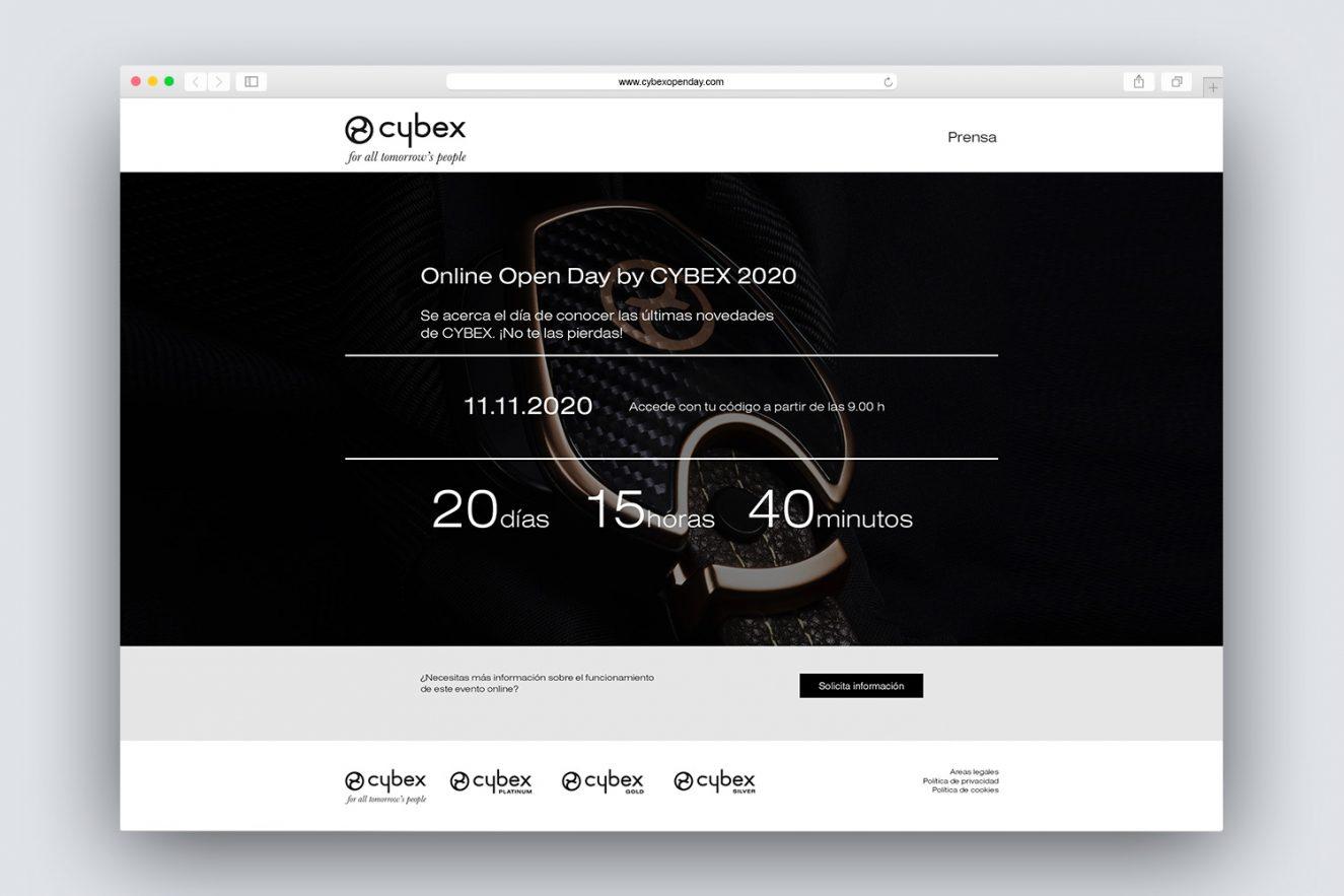 creacion de web para presentacion producto 1325x883 - Evento on-line de presentación de producto