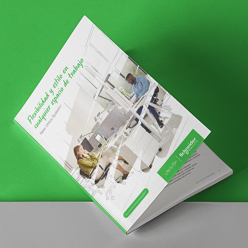 diseno de catalogo industrial 1 - Catálogo promocional de productos