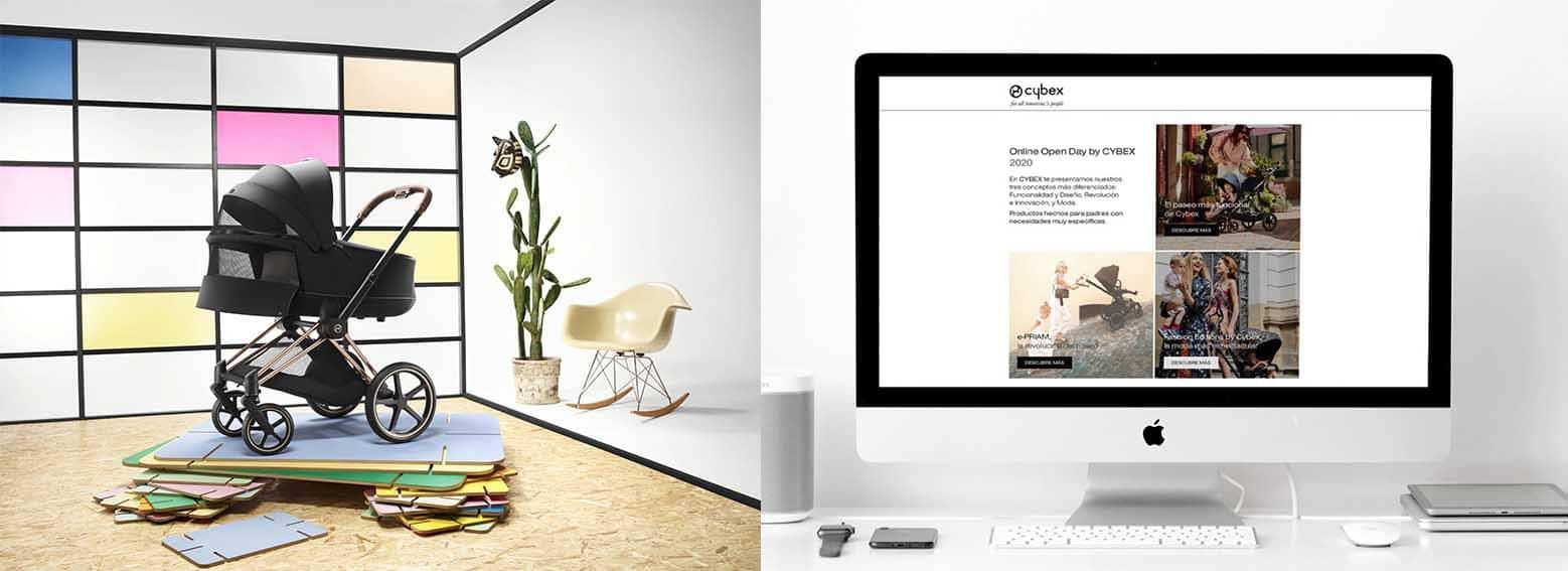 02 plataforma online para productos sector retail - Evento on-line de presentación de producto
