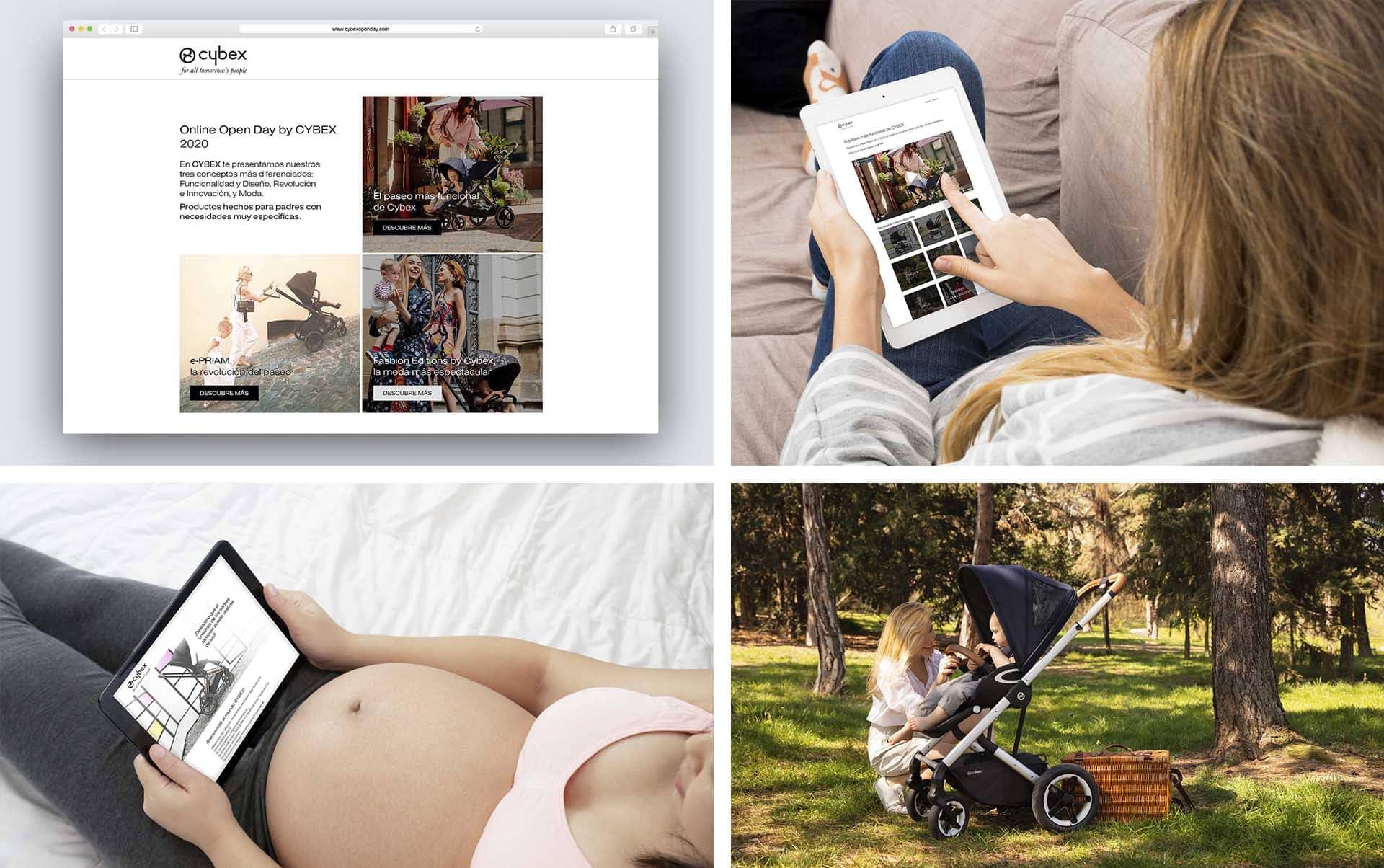 03 Evento para retail presentacion online - Evento on-line de presentación de producto