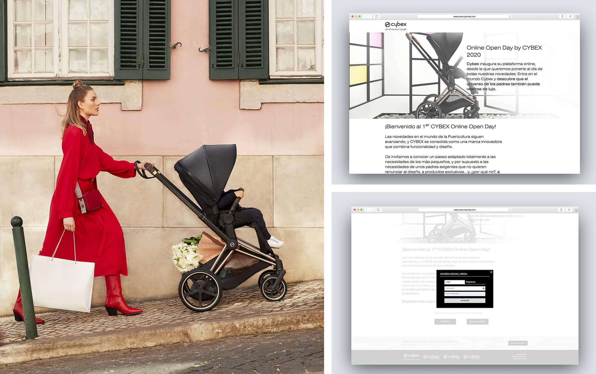 03 Presentacion de productos en sector retail - Evento on-line de presentación de producto
