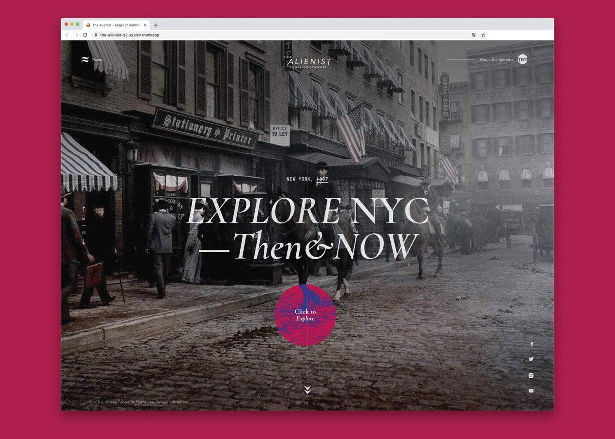 uso de tipografias serif en aplicacion web 1237x883 - 10 tendencias en diseño gráfico para un año muy esperado. ¡Bienvenido 2021!
