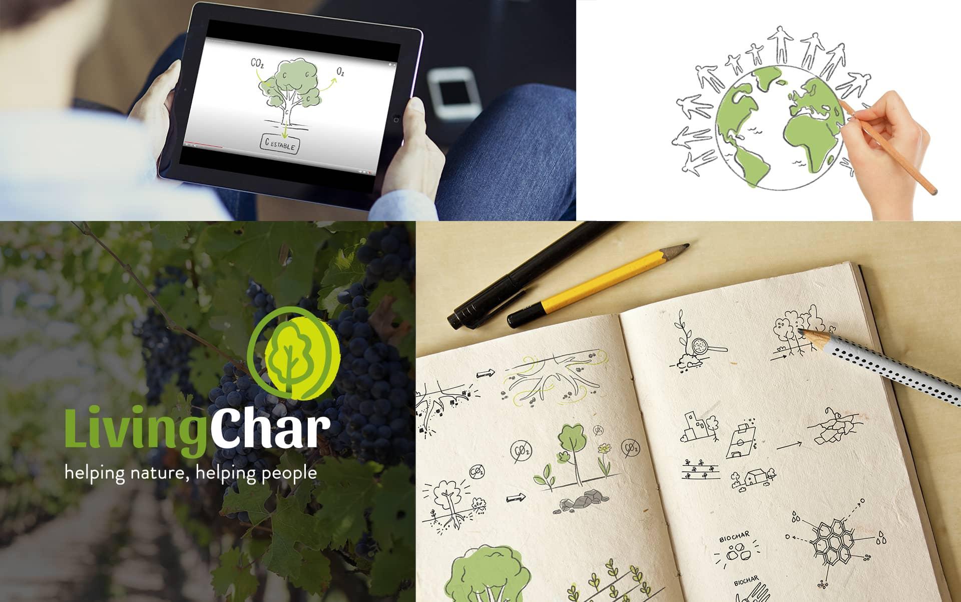03 creacion de estrategia de marca barcelona - Branding, estrategia y acciones y elementos corporativos para empresa del sector agrícola