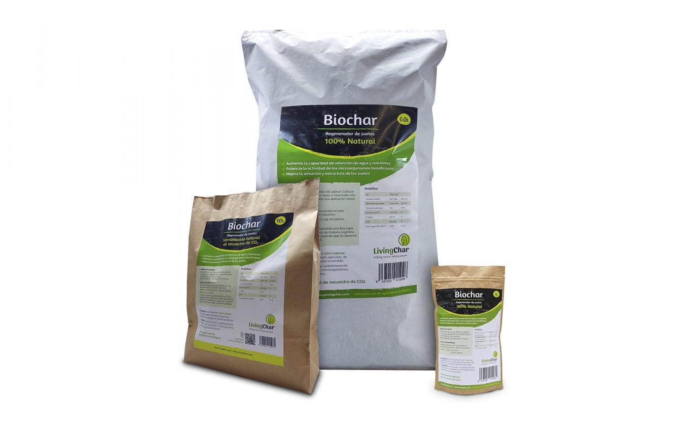 08 diseno de packaging para sacos de tierra 1371x860 - Branding, estrategia y acciones y elementos corporativos para empresa del sector agrícola