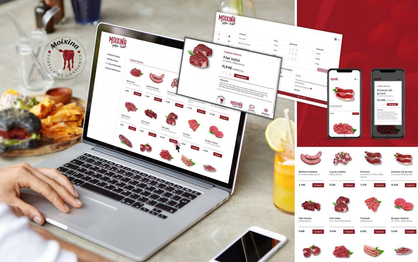 07 diseno de tienda online alimentacion 1371x860 - Reposicionamiento de producto para una empresa distribuidora del sector cárnico